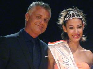 Silvia Pucci con Alessandro Aielli
