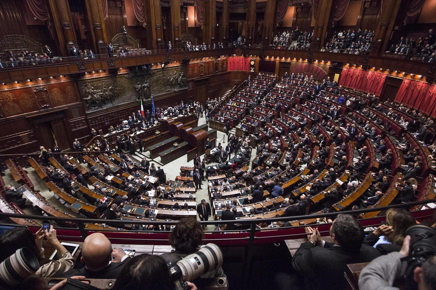 L'ircocervo di Berlusconie le intese di Salvini e Di Maio