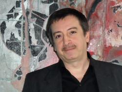 l'autore e regista Fortunato Calvino