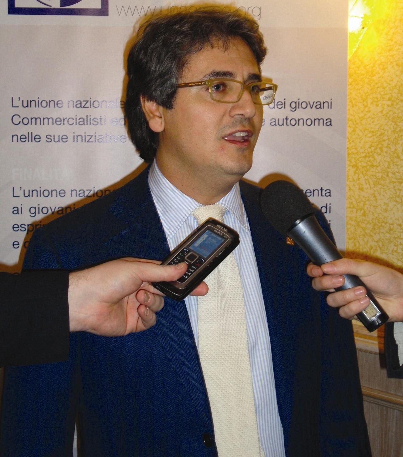 Raffaele Marcello riconfermato nel consiglio dei garanti dell'organismo italiano di valutazione