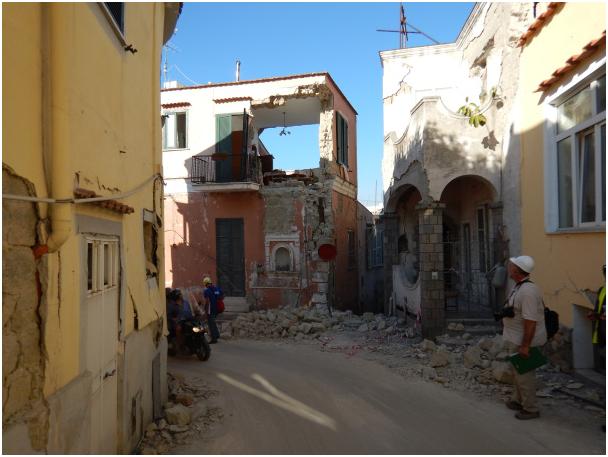 Terremoto Ischia; meno burocrazia. Servono soluzioni rapide