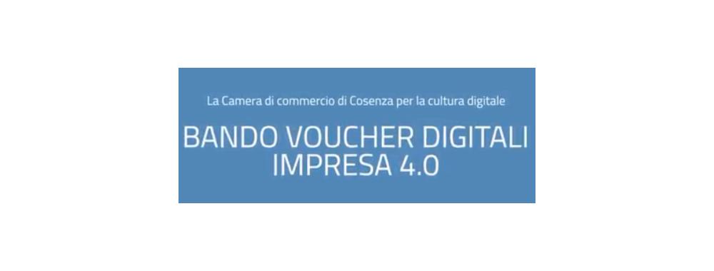 Punti Impresa Digitale. Spazio all'innovazione con #puntoimpresadigitalecosenza #bandovoucherdigitali #ad