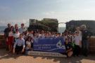 Presentato al Parco Sommerso di Gaiola il nuovo video della Campagna #gaiolaagainstplastic