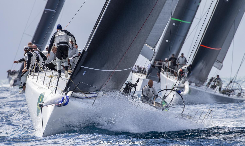 Rolex Capri Sailing Week - Day 2. Il vento condiziona le prove della seconda giornata di regate