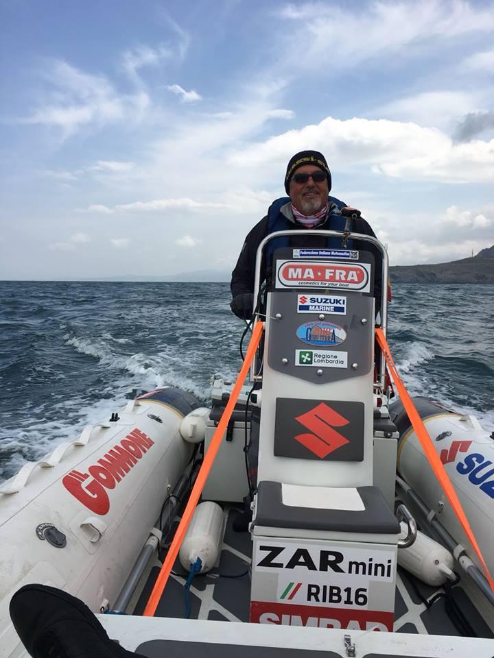 """Concluso il Raid """"A Gibilterra in gommone"""" un successo un successo per Suzuki #gibilterraingommone"""