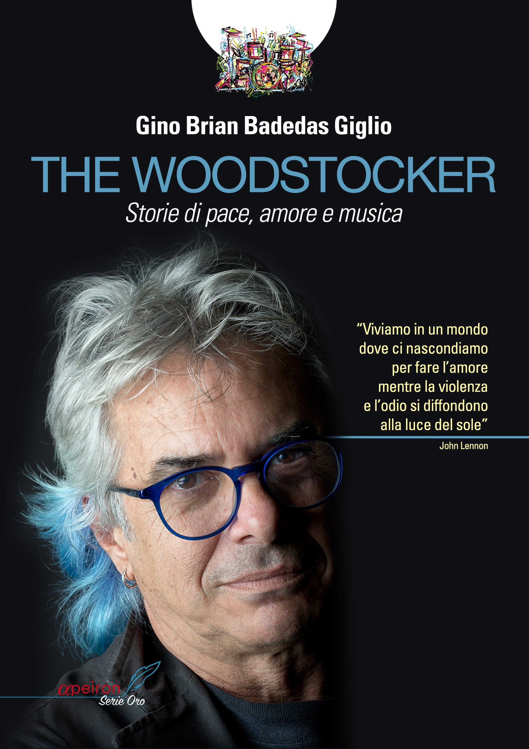 Festa europea della musica - presentazione al Pan del libro The Wodstocker di Gino Giglio