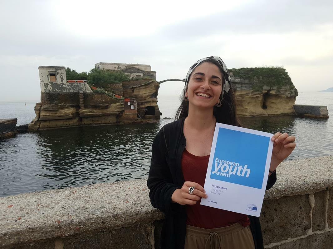 La Gaiola all'European Youth Event 2018