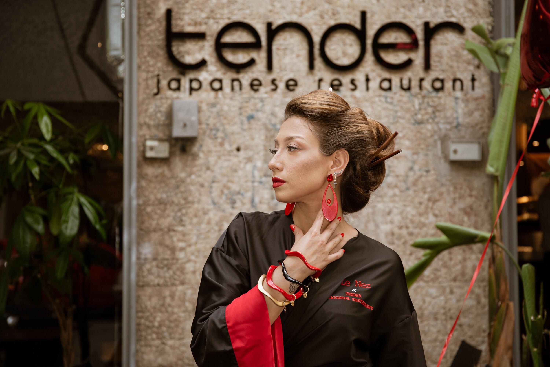 Sushi,  tanti auguri Tender!!!