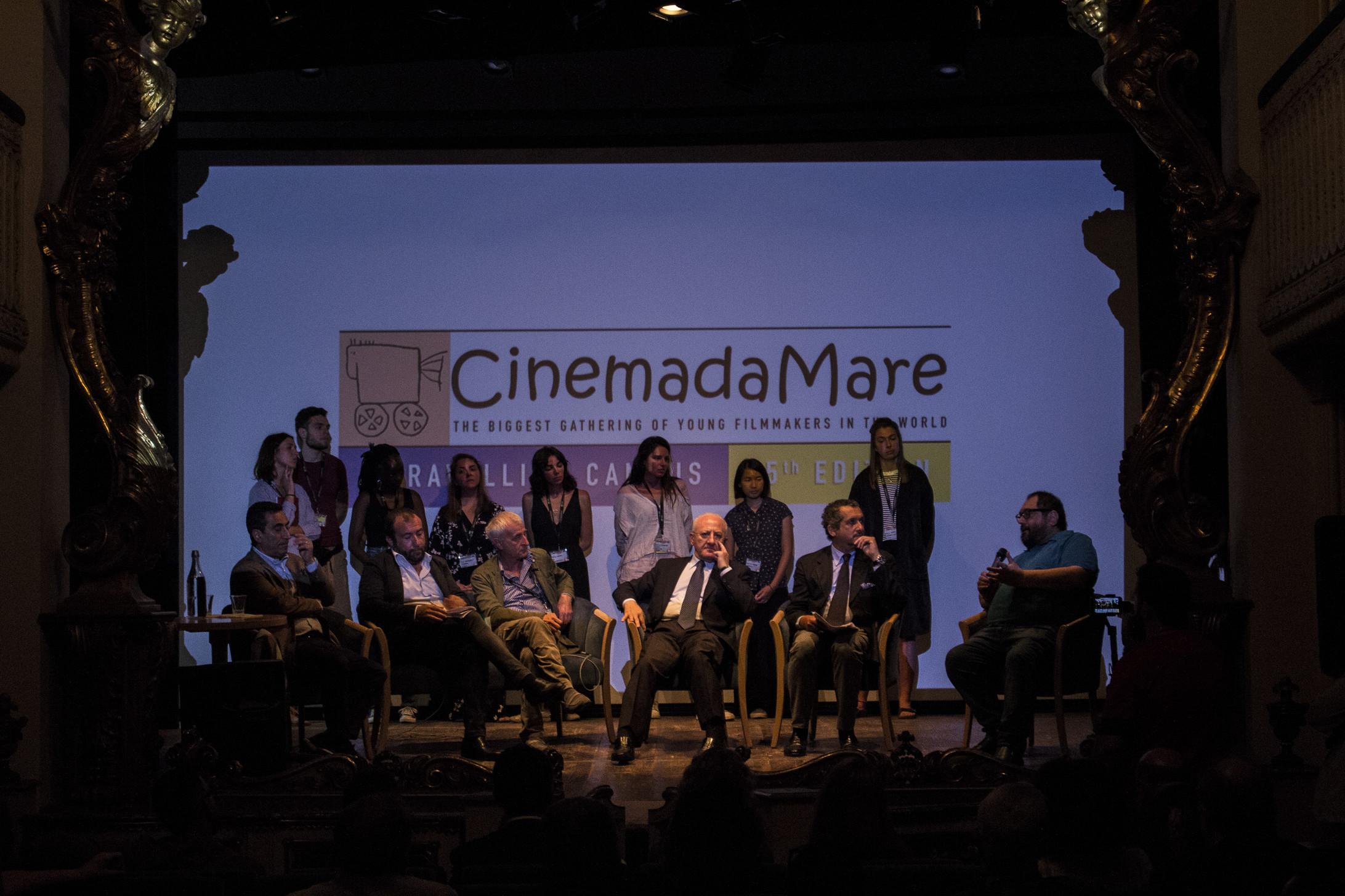 CinemadaMare - Ad Agosto per la prima volta a Napoli