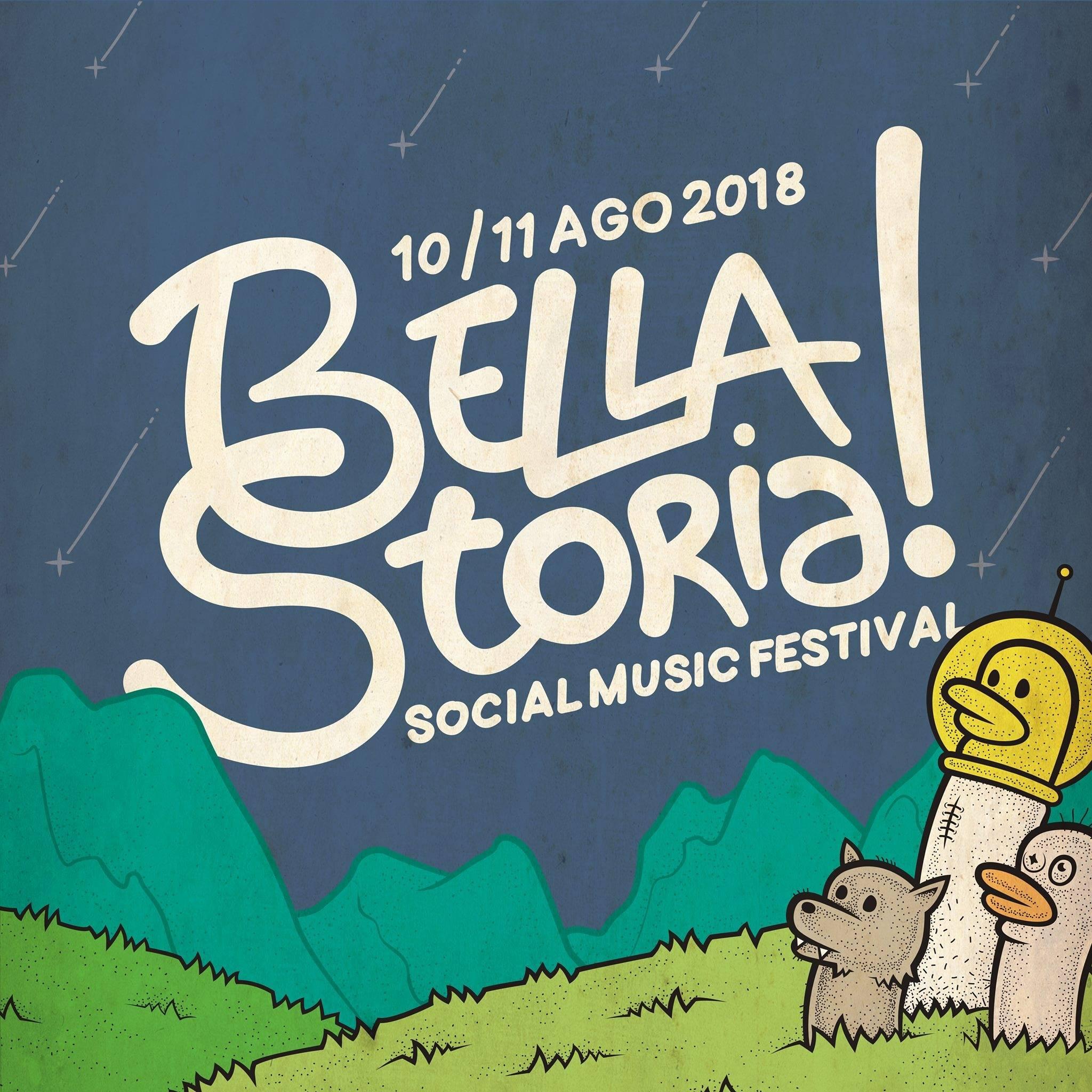 """The Jackal presentano """"Bella Storia-Social Music Festival"""" - l'evento cult della scena indie italiana"""