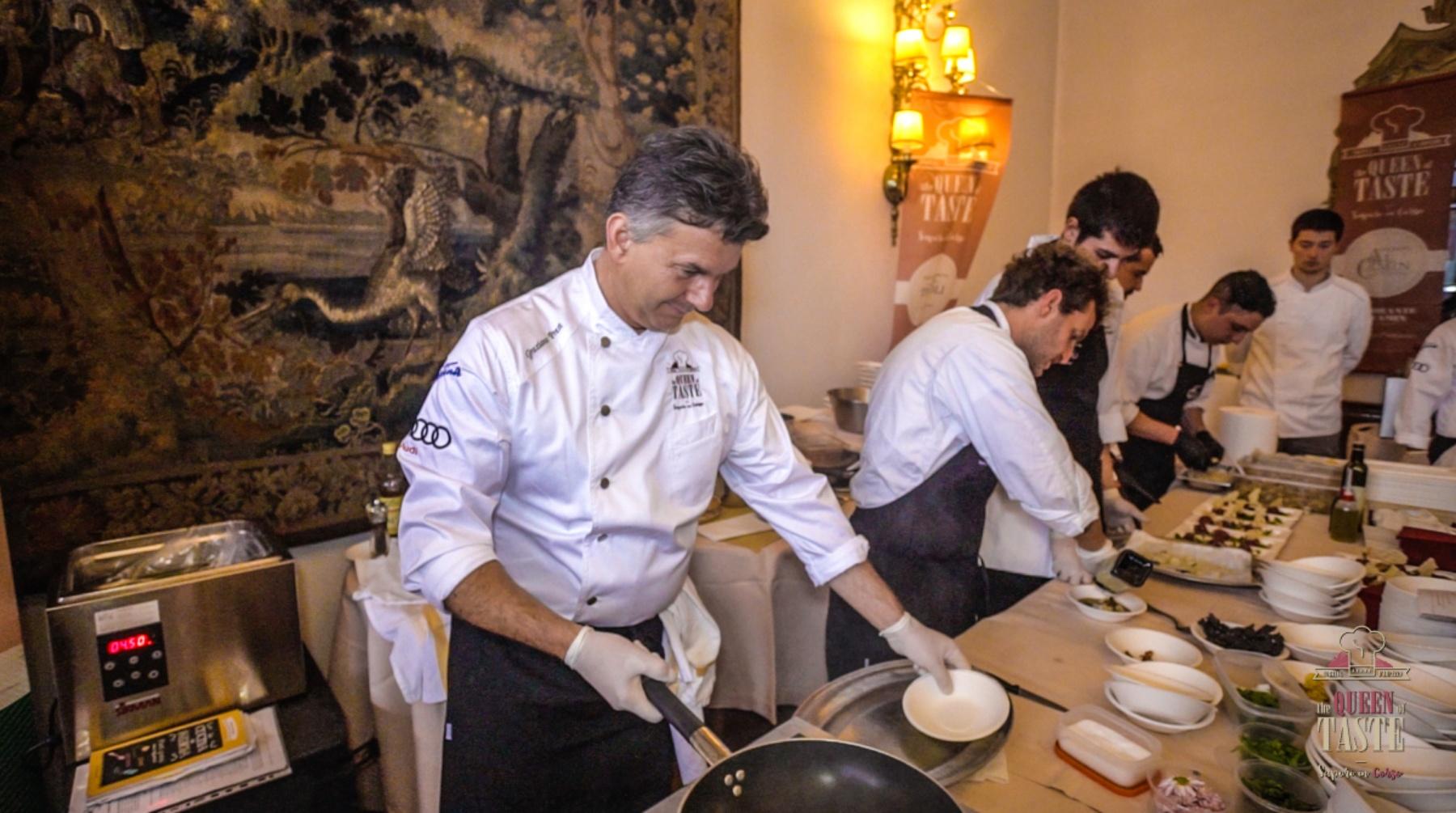 """Pranzo sul corso e street food dal tocco pink:torna a Cortina il """"The Queen of Taste"""" 2018"""