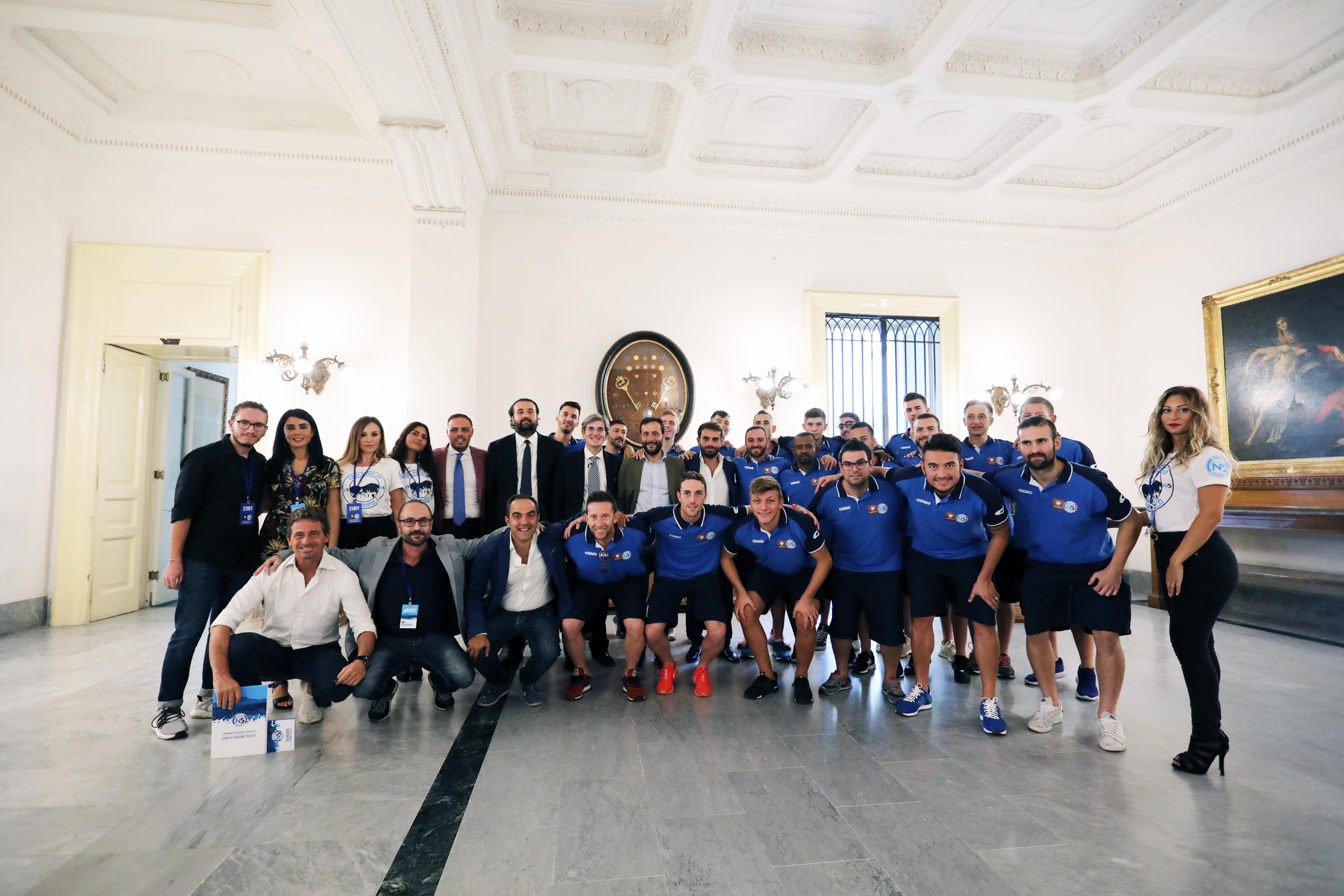 Settimana stagione per Napoli Calcio a 5