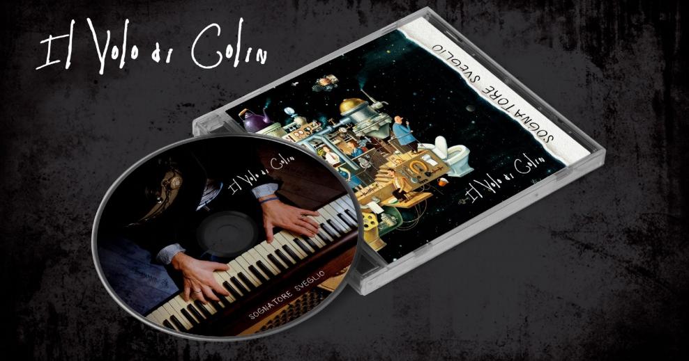 """""""SOGNATORE SVEGLIO""""  Il nuovo album de Il Volo di Colin"""
