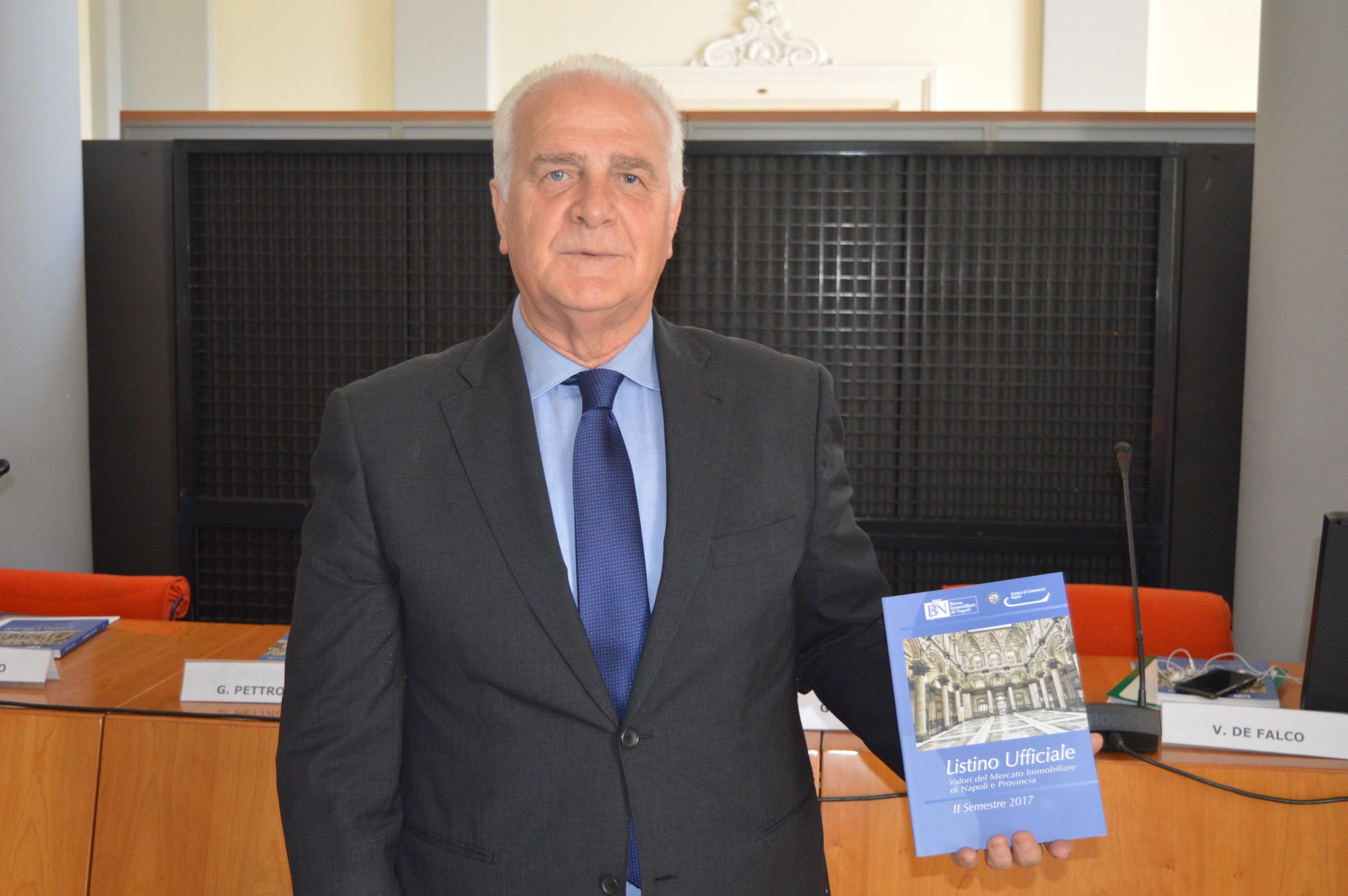 MeetIn Immobiliare al via con la presentazione del Listino Ufficiale dei Valori del mercato immobiliare di Napoli e provincia