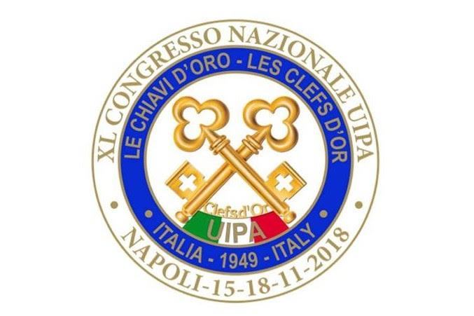 """XL congresso Nazionale dell'Unione Italiana Portieri d'Albergo """"Les Clefs d'Or"""" 1"""