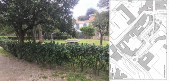 La Villa Avellino di Pozzuoli sarà ridotta e attraversata da auto