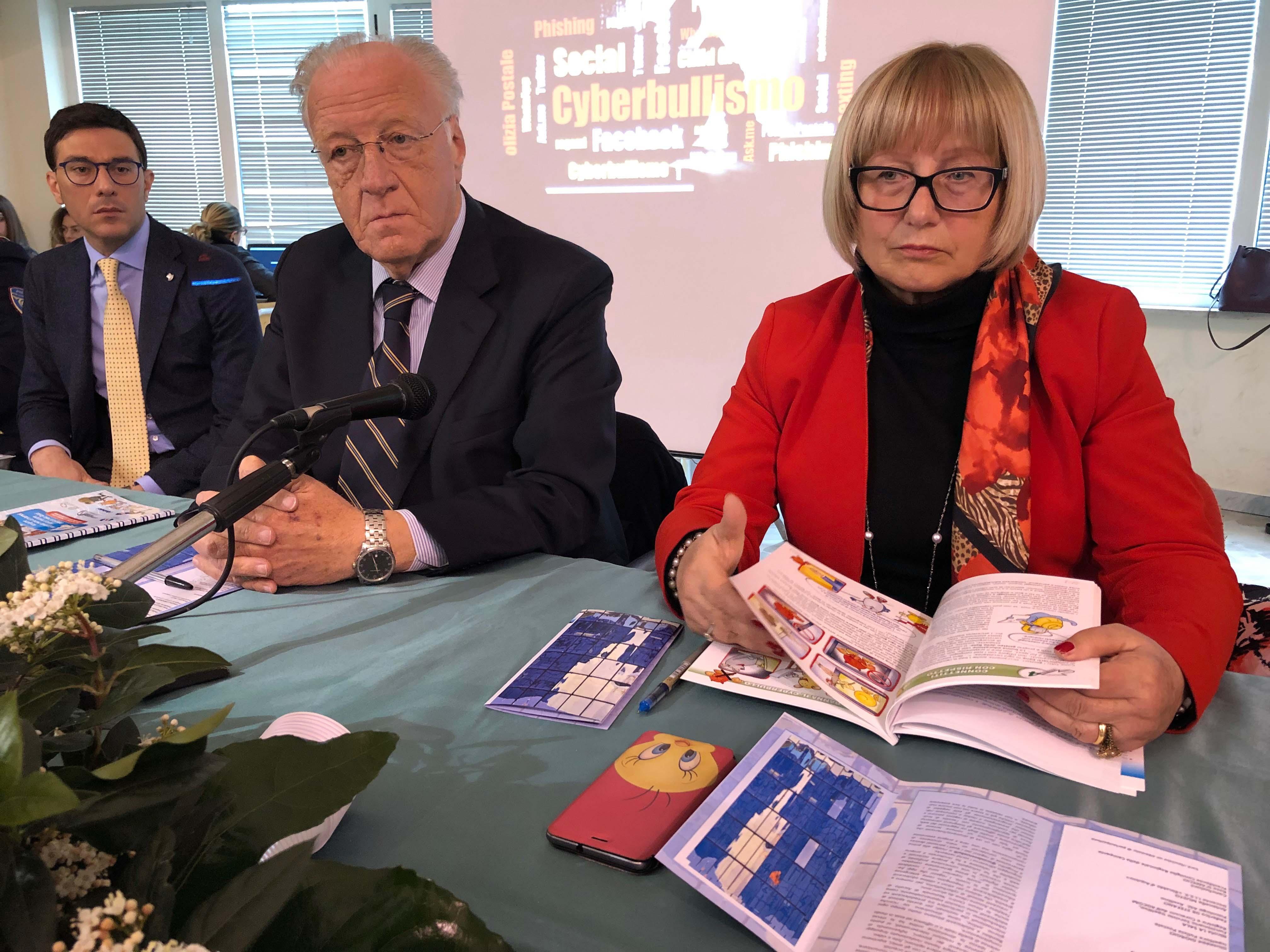D'Amelio: iniziative concrete per rispondere al nuovo allarme del bullismo