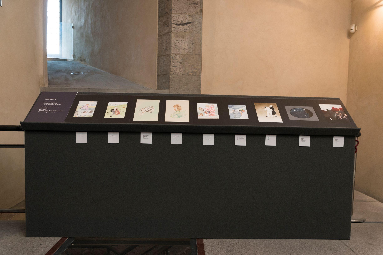 """Gli """"Attraversamenti"""" di Simonetta Funel: danza, ritratti, ricordi, storie al Maschio Angioino 2"""