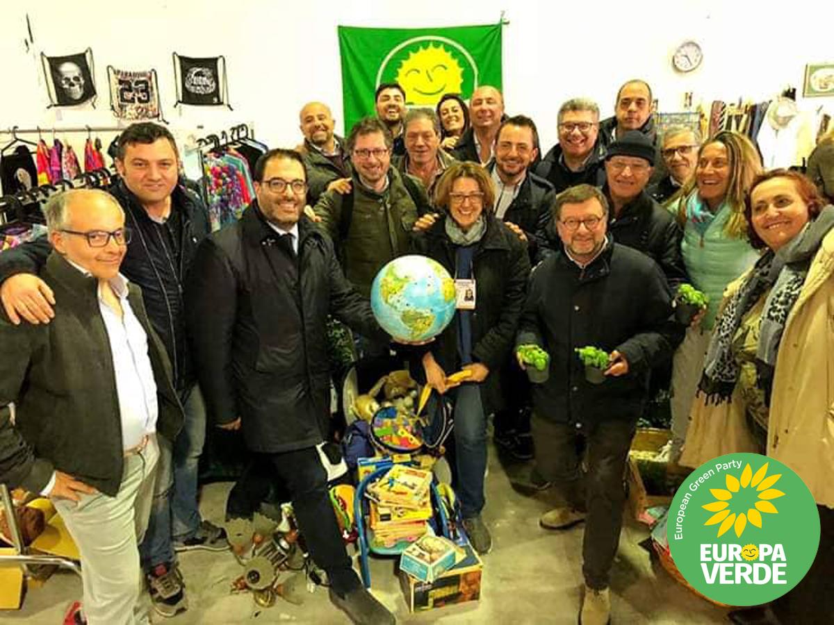 Europa Verde, domani al Gambrinus incontro con Esposito e gli altri candidati