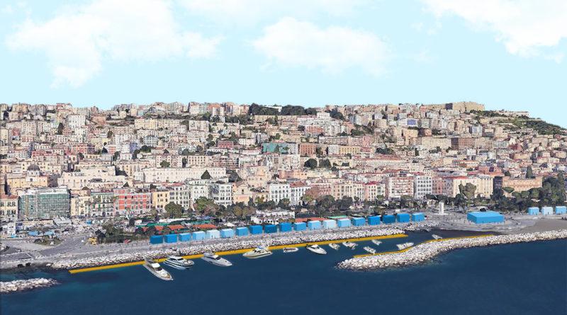 Sul Lungomare di Napoli il nuovo salone della nautica
