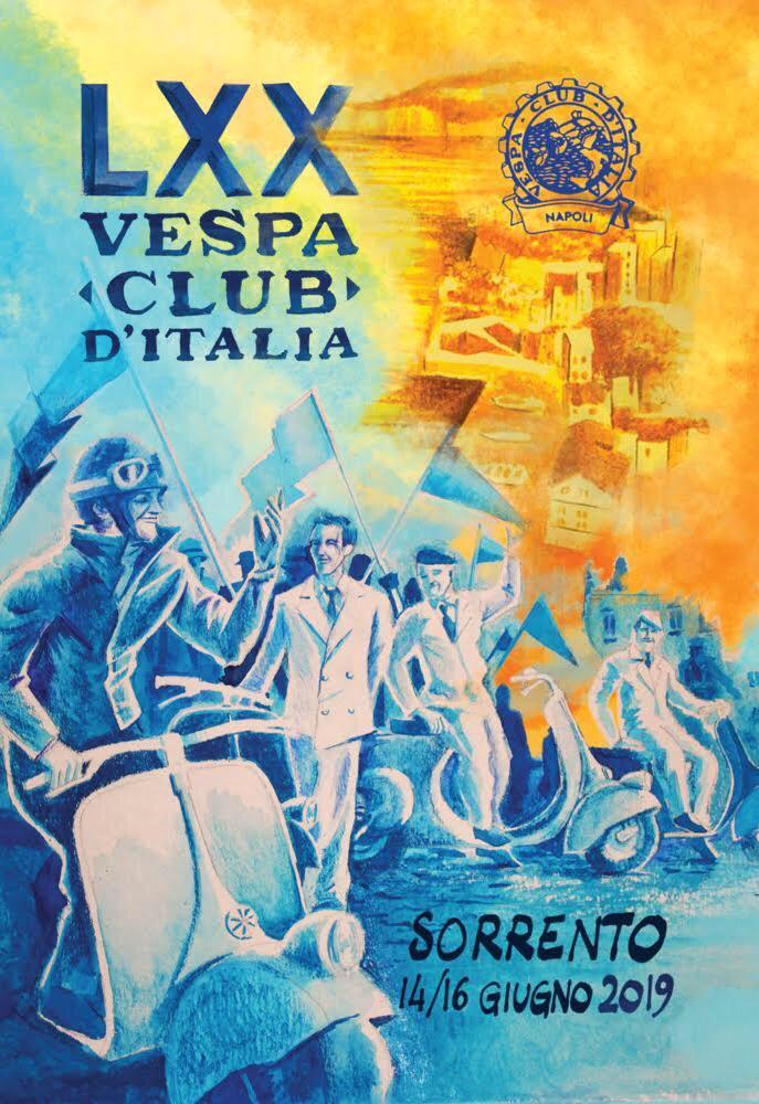Vespa Club Italia compie 70 anni: massima istituzione che celebra il mito Piaggio
