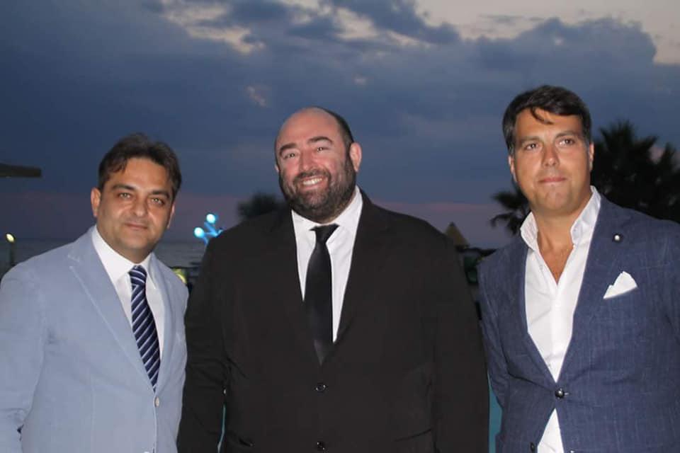 """Alla """"Festa d'Estate 2019"""" dei commercialisti di Napoli Nord """"Raoul & Swing Orchestra"""""""