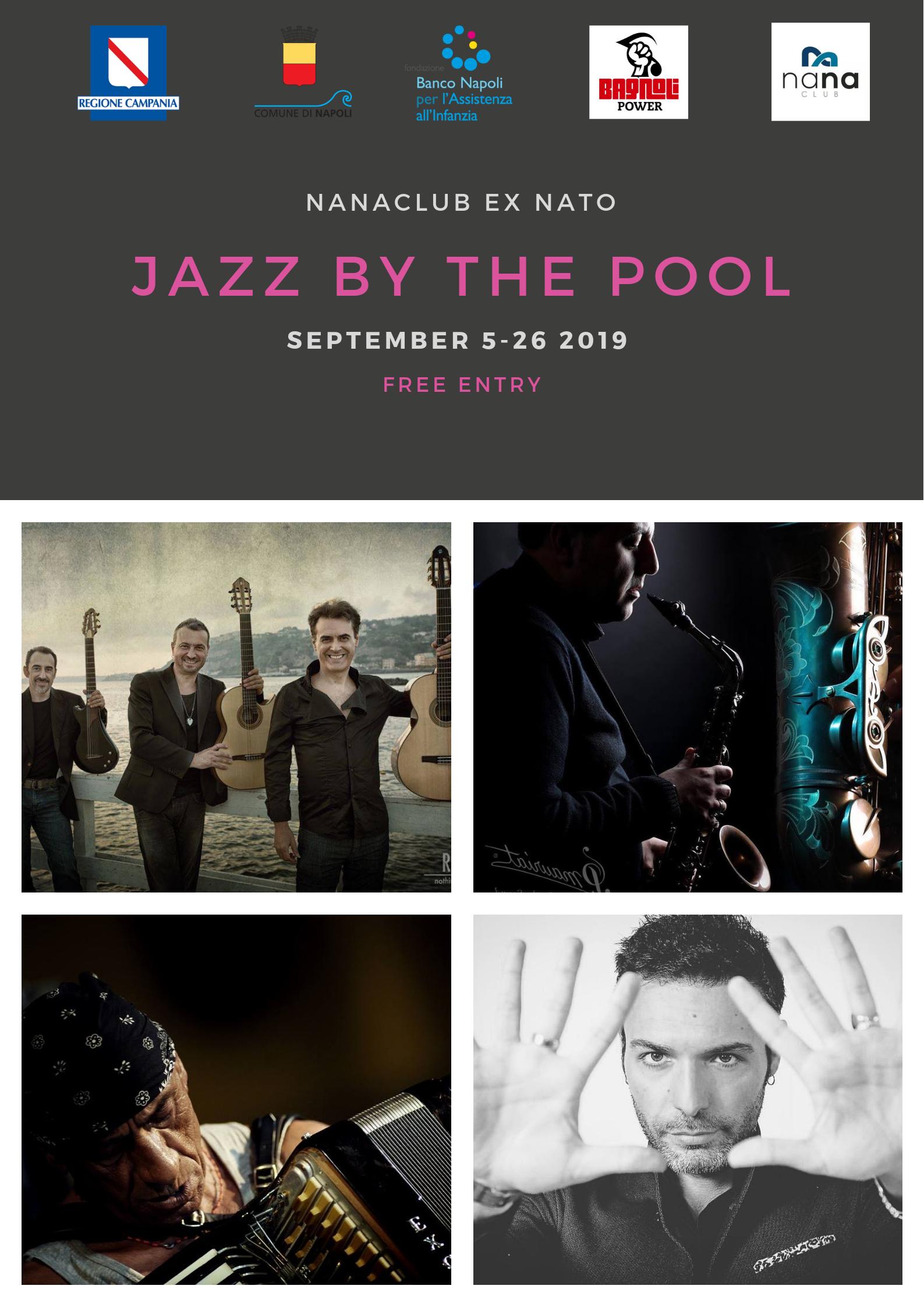 """Al via """"Jazz in piscina"""""""