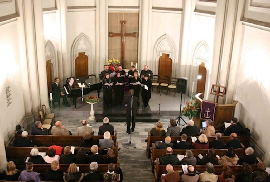 """""""Concerti di Autunno"""" alla Chiesa Luterana di Napoli"""