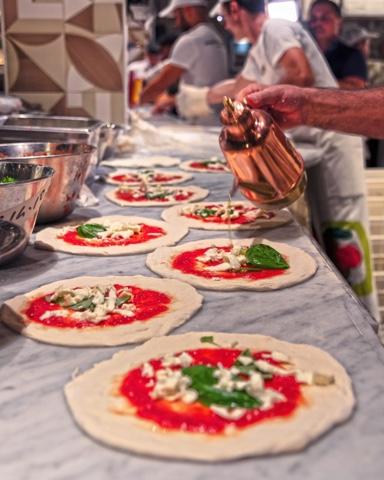 San Giorgio a Cremano arriva il Gluten free con la pizzeria dei Fratelli Salvo 10