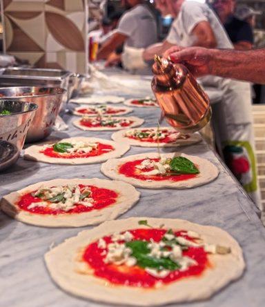 San Giorgio a Cremano arriva il Gluten free con la pizzeria dei Fratelli Salvo