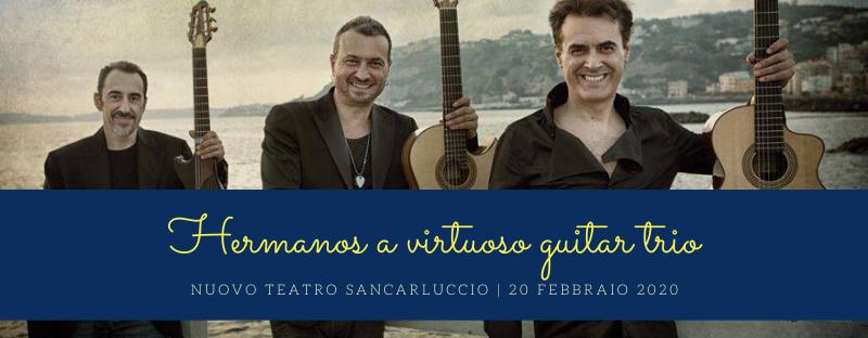 Hermanos A Virtuoso Guitar Trio