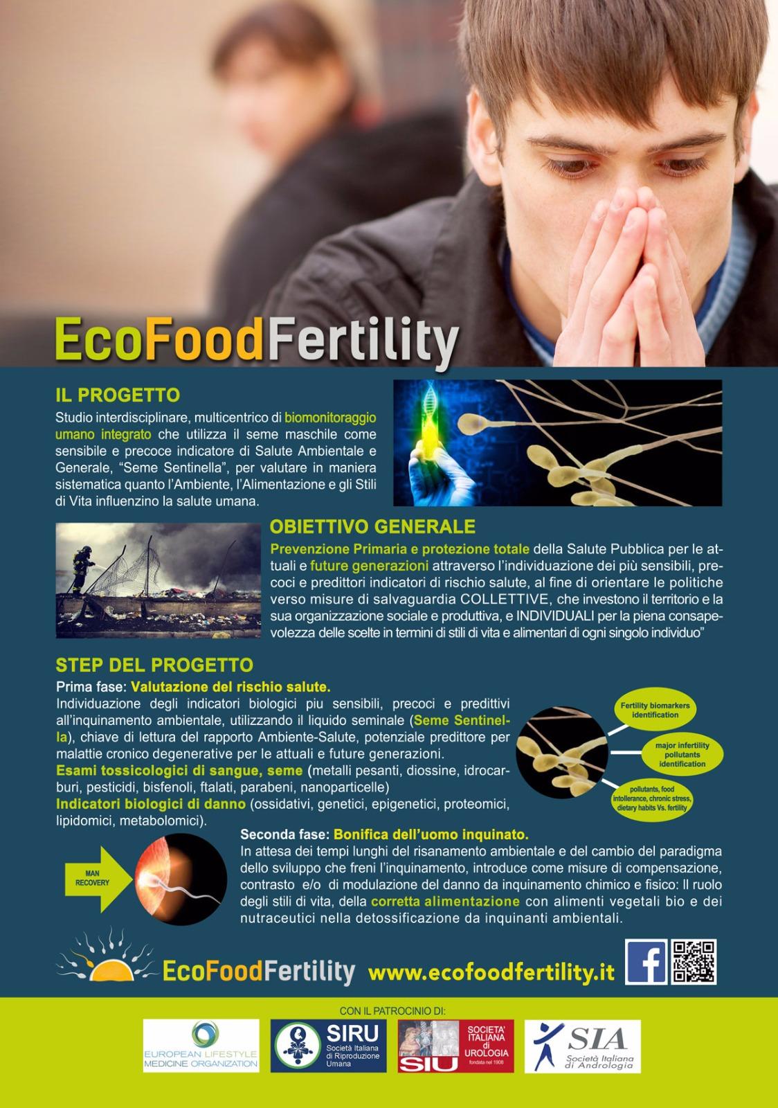 EcoFoodFertility sui risultati di biomonitoraggio del progetto FAST