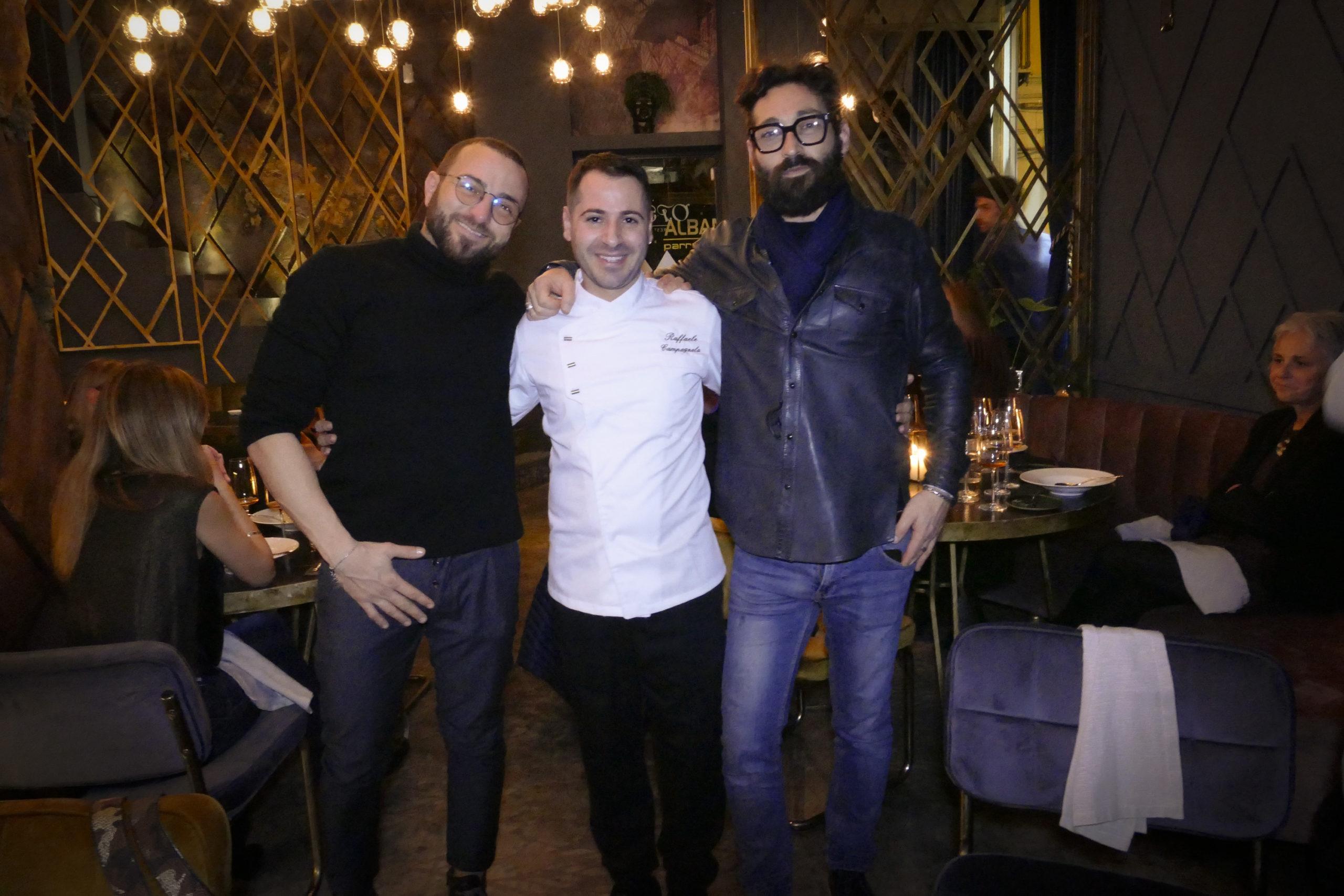 Napoli a tavola e atmosfere newyorkesi da Opera Restaurant 8