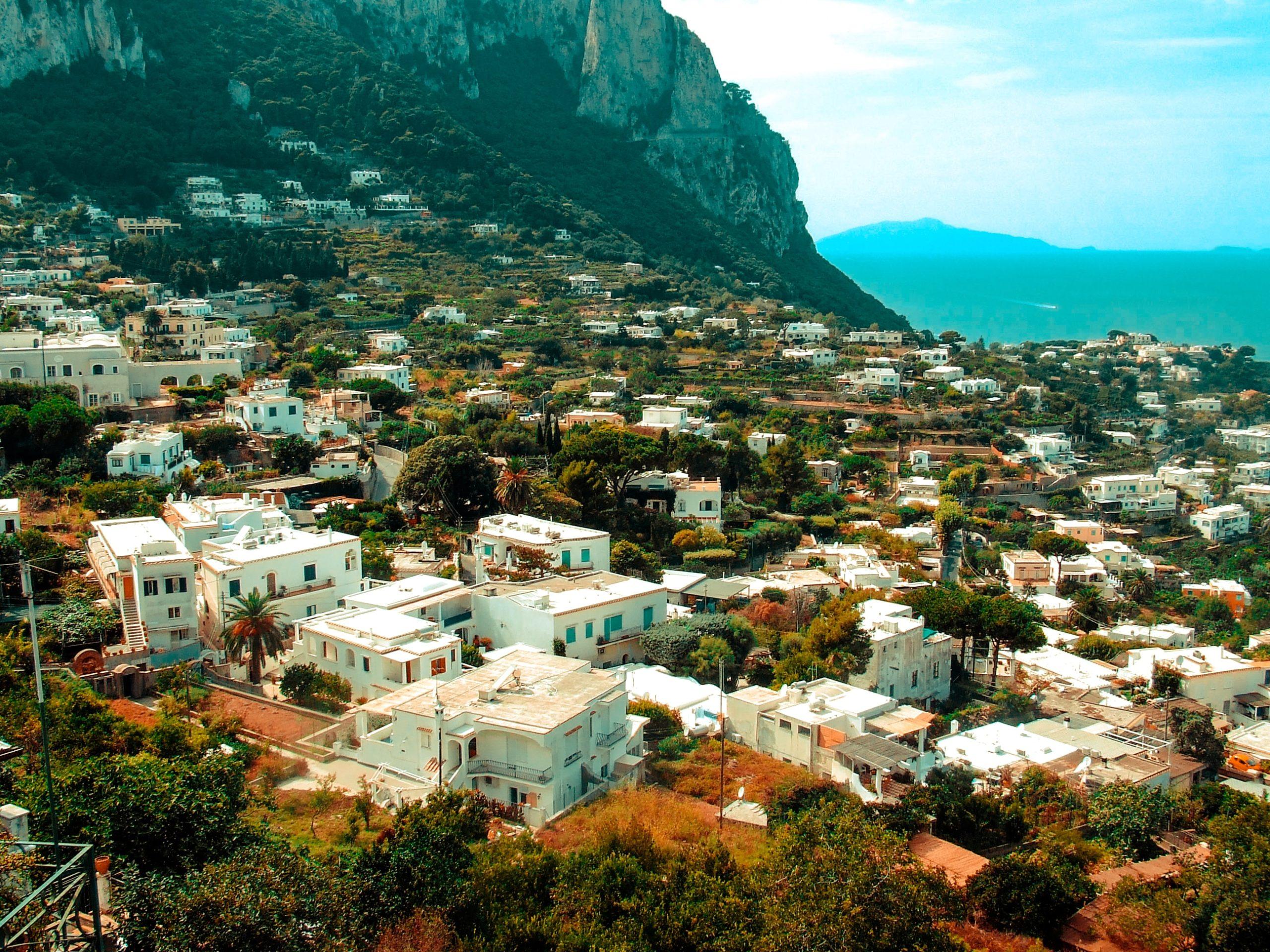 Protocollo di Collaborazione per l'emergenza Covid-19 a Capri