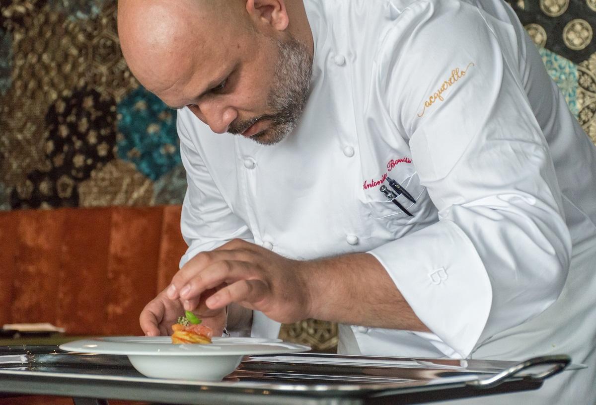 """""""Acquerello"""": il primo esempio di ristorante gourmet """"Covid free"""""""