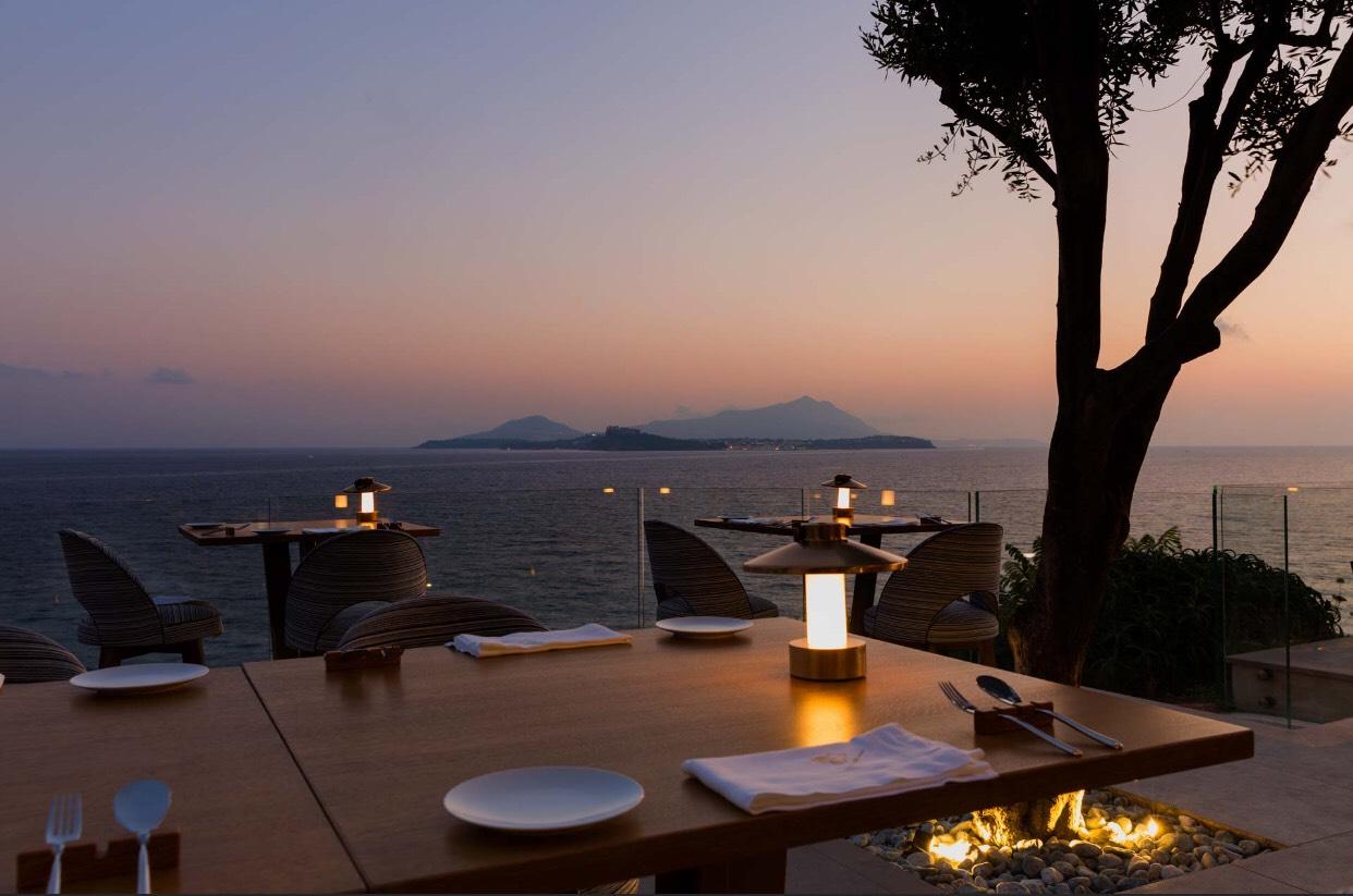Boom di prenotazioni per il Caracol di Bacoli, il ristorante stellato riapre venerdì 12 giugno