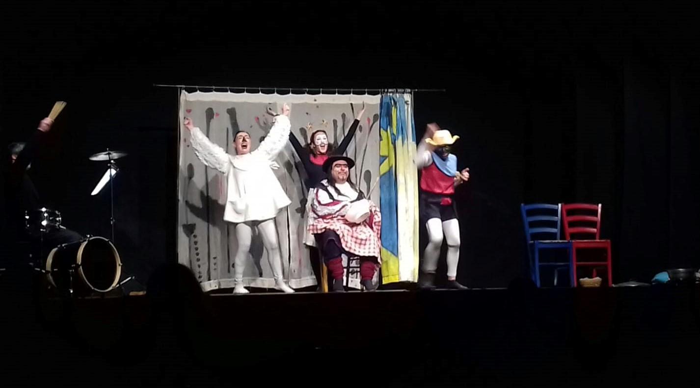 1a edizione Teatro in Cammino Carovana artistica, percorsi teatrali per famiglie e ragazzi 3