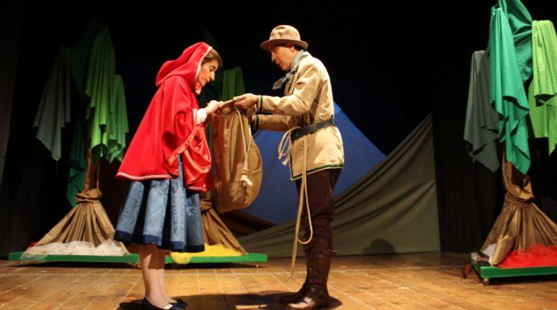 1a edizione Teatro in Cammino  Carovana artistica, percorsi teatrali per famiglie e ragazzi 4