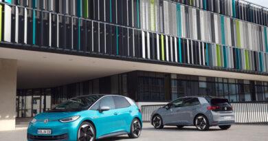 ID.3 Show la nuova elettrica Volkswagen