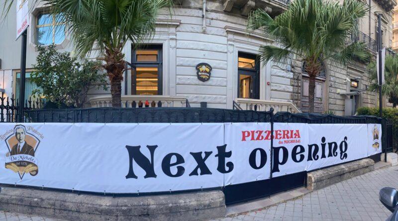 L'antica pizzeria da Michele apre a Palermo