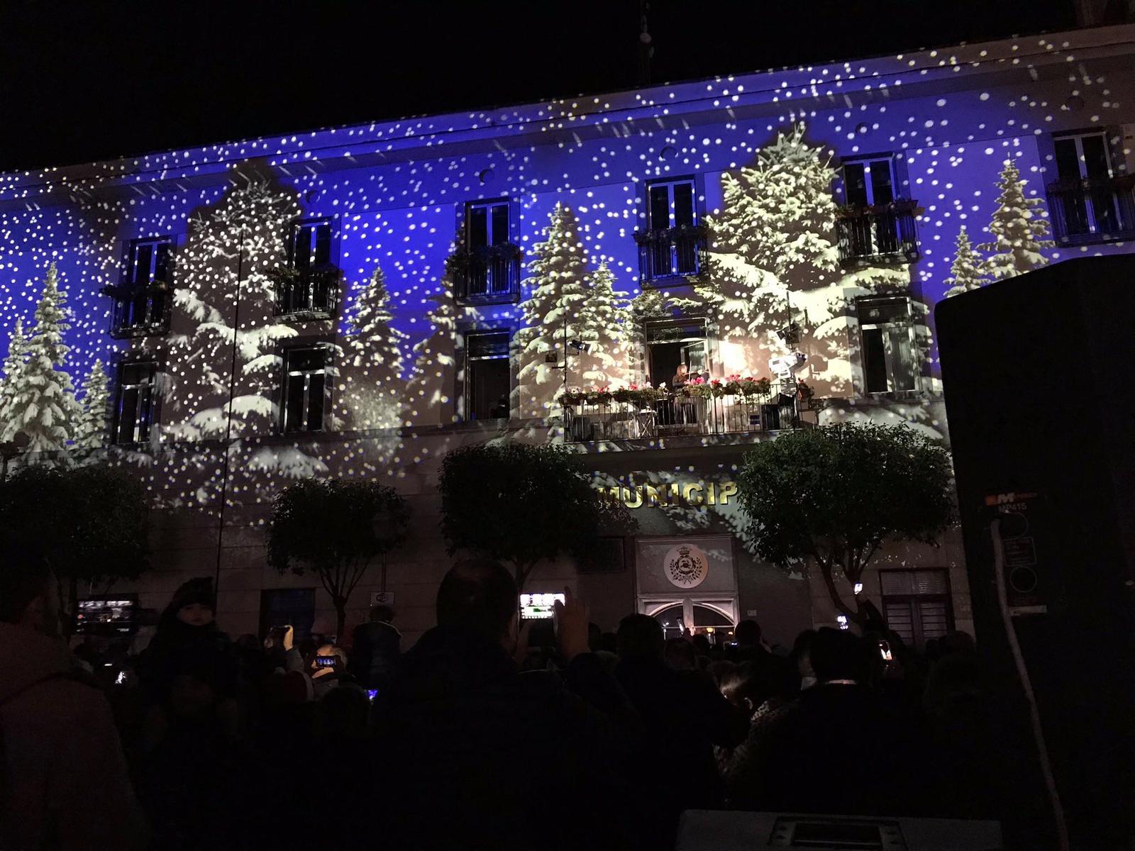Via Romani Pomigliano D Arco pomigliano d'arco accende le luminarie di natale - il